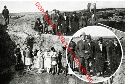 Aleister Crowley's visit to Carthage in 1923 E.V.